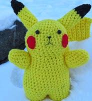 http://www.ravelry.com/patterns/library/pikachu-teddy