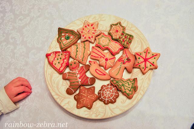 Наши печеньки. Часть 1.
