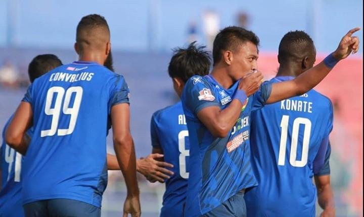 Bekuk Bhayangkara FC, Arema FC Melesat Keperingkat Lima