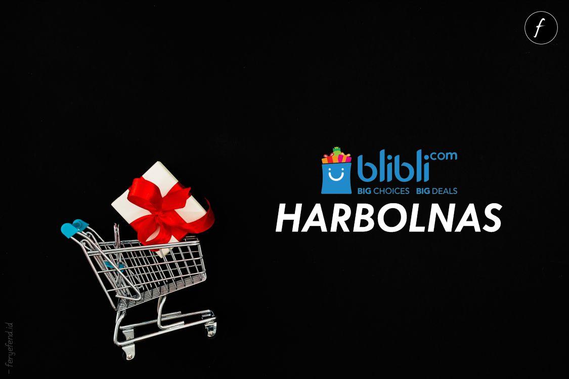 Harbolnas Makin Happy Bareng Blibli