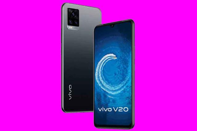 رسميًا مواصفات وسعر هاتف  Vivo V20 2021