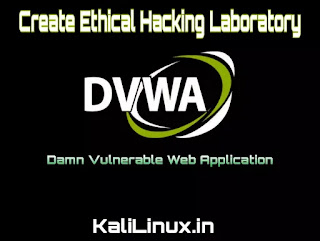 setup DVWA in Kali Linux