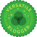 Veratile Blogger Award