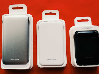 Veger Power Banks: my reliable partner for powering up my travel gadgets
