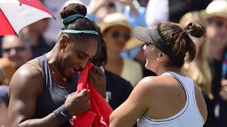 TENIS (Masters 1000 Montreal femenino 2019) - Serena no puede acabar la final y el título es para Bianca Andreescu
