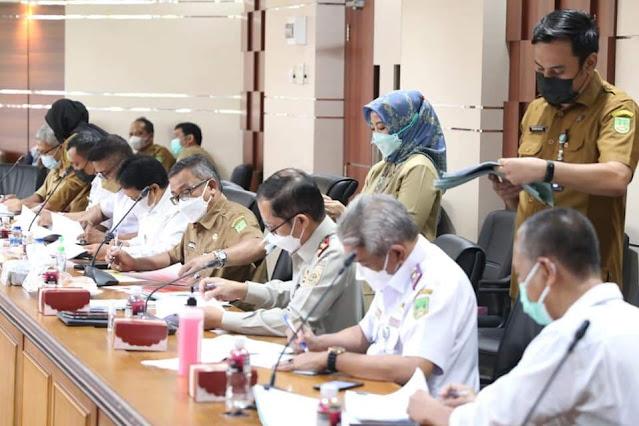 TKPRD Kota Batam Teken Dokumen Ranperwako RDTR 7 Wilayah Kecamatan