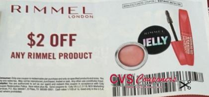 rimmel $2 off coupon ss insert 4-19
