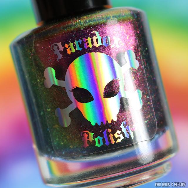 Paradox Polish-Rainbow Connection