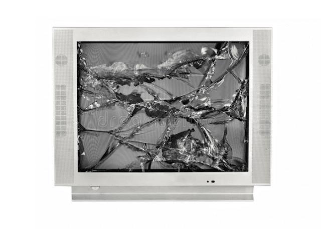 Cara Memperbaiki TV Rusak Horizontal Dan Vertikal