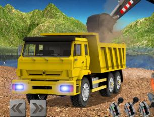 Game Simulator Truk