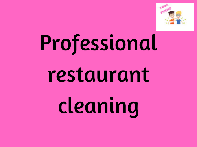 Why is Steam Cleaning Necessary for All Restaurants?