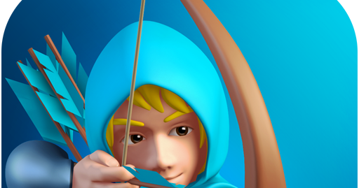 Tiny Archers Mod Apk One Hit Unlimited Gold Gem Ads