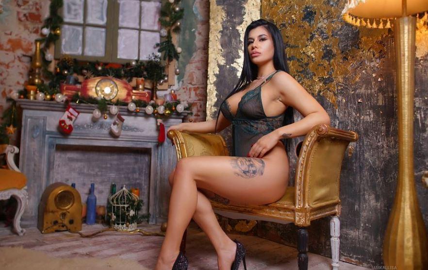 IAmKallisa Model GlamourCams