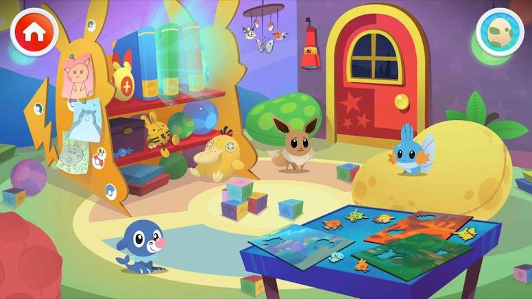 Pokémon Playhouse - Playroom