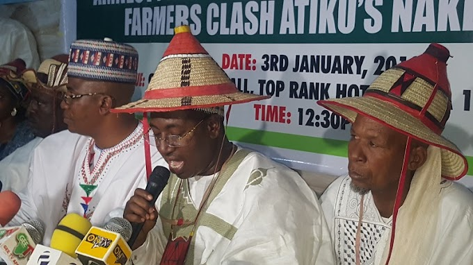 Miyetti Allah Vows To Avenge The Death Of Every Herdsman Killed By IPOB