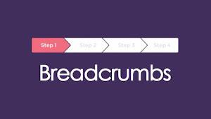 Cara Membuat Breadcrumb Blogger SEO