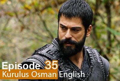Kurulus Osman Episode 35