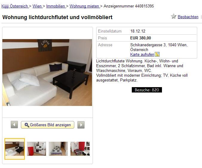 Wohnung Mieten Lich