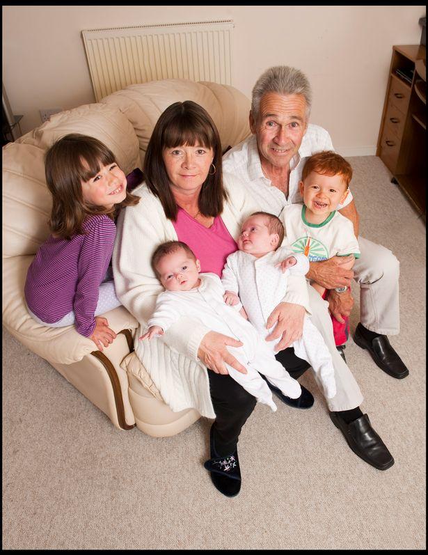 Milton twins pregnant