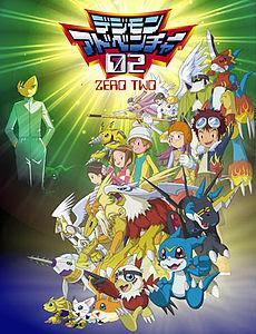 Digimon Adventure 2 - Lengkap Sub Indo