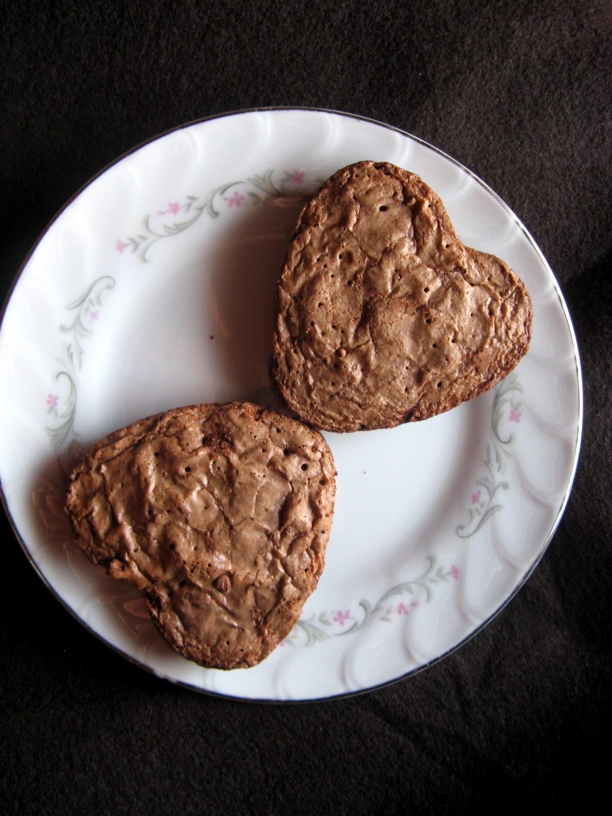 Valentine Brownie: Sweet Valentine Brownies