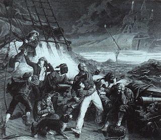 Avistamiento barco fantasma Holandés Errante