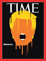 Trump Meltdown on Time