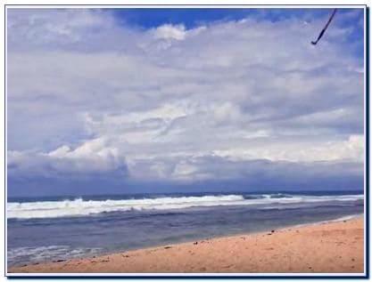 Rute ke Pantai Sepanjang dari Solo