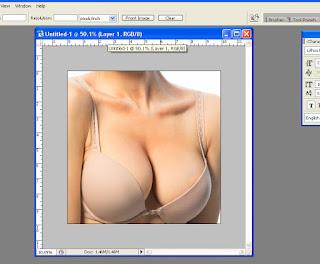 Cara Cepat Membuat Efek Sensor Dengan Photoshop
