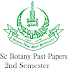 Aiou past papers MSc Botany 2nd Semster