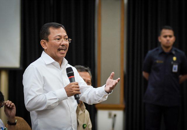 Menteri Kesehatan Terawan Agus Putranto. (Dery Ridwansah/ JawaPos.com)