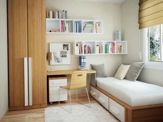 kamar tidur sederhana untuk remaja