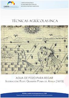Técnicas Agrícolas Inca