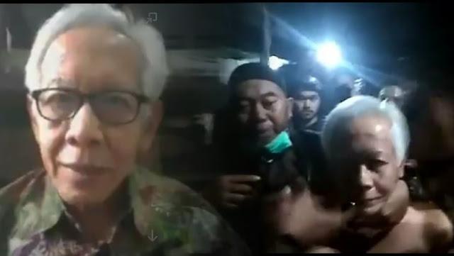 Kakek Tua Penghina Islam Akhirnya Ditangkap, Mendadak Melempem Seperti Kerupuk Disiram Air
