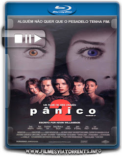 Pânico 2 Torrent - BluRay Rip 720p Dublado