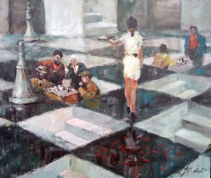 Польский художник.