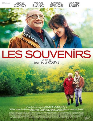 Ver Recuerdos (Les souvenirs) (2014) Online