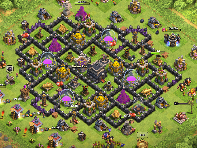 Th9 farming base without xbows myideasbedroom com