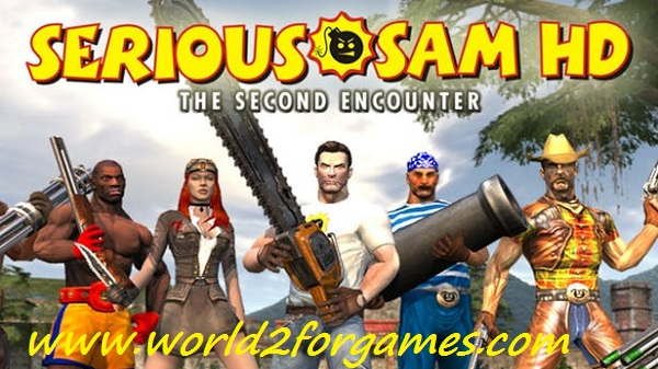 Free Download Serious Sam HD The First Encounter