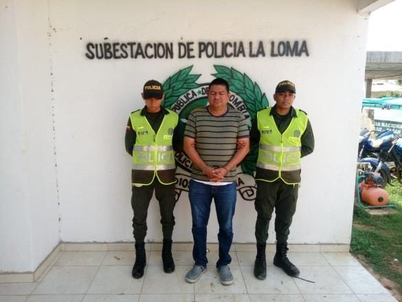 En La Loma andaba como Pedro por su casa, en una camioneta robada y un pase falso