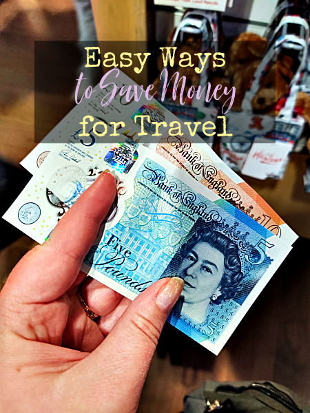 You don't have to totally turn your whole life upside down to save money for your travels. Changing a few little things can add up in big ways.