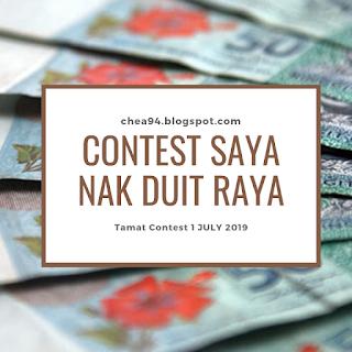 https://chea94.blogspot.com/2019/06/contest-saya-nak-duit-raya.html