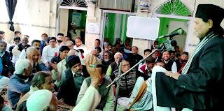 जिसका हर सदस्य एक-दूसरे के हक को अदा करता हो, वही आदर्श परिवारः मौलाना तनवीर रजा   #NayaSaberaNetwork