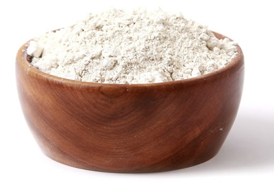silk powder