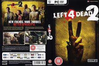 game fps pc terbaik terpopuler - left 4 dead