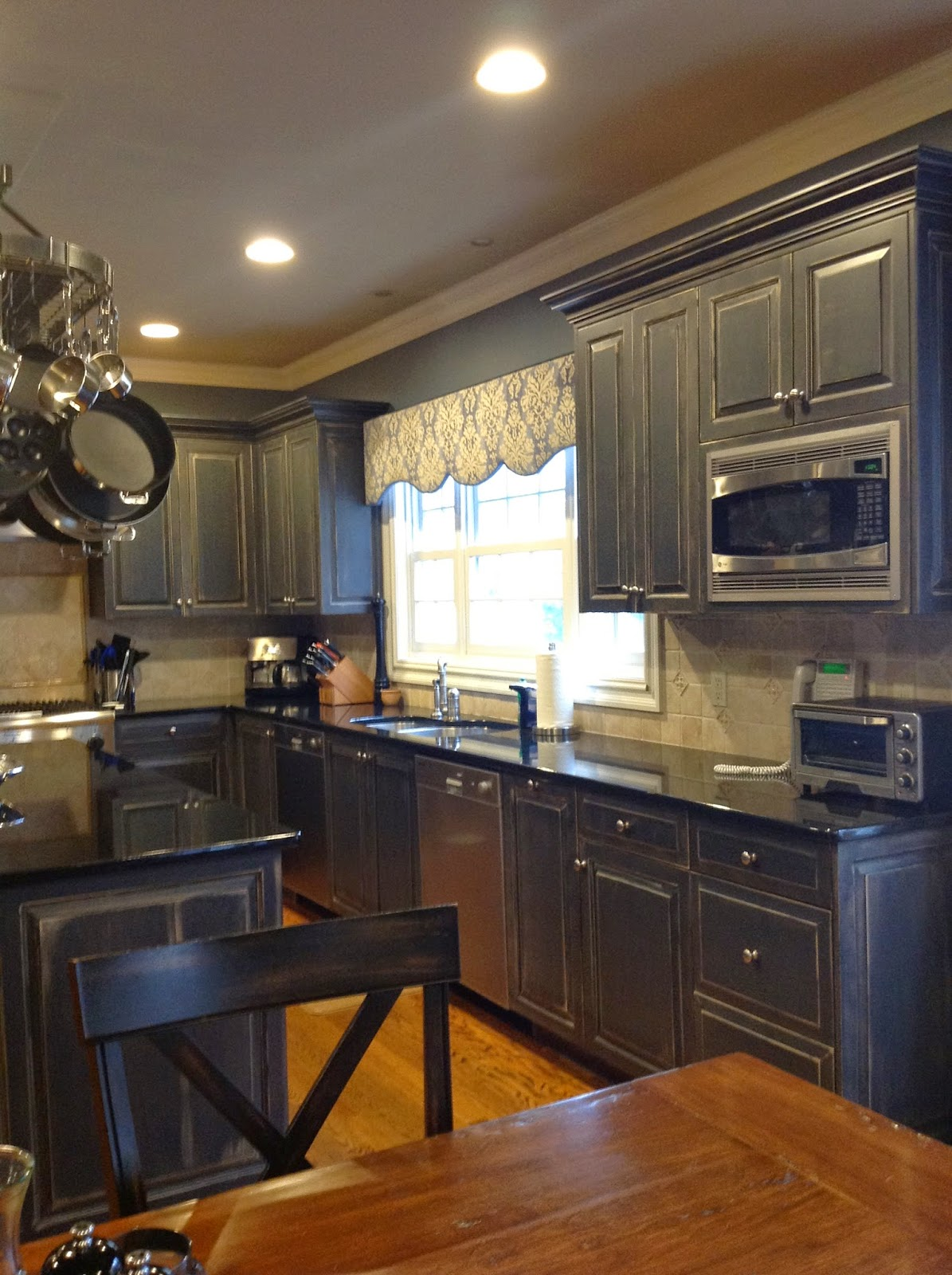colors of kitchen cabinets and bath st louis color forte: benjamin moore normandy 2129-40 paint ...