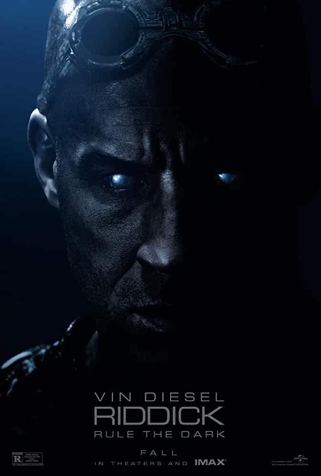 Riddick 2013 Extended Cut x264 720p Esub BluRay Dual Audio English Hindi GOPI SAHI