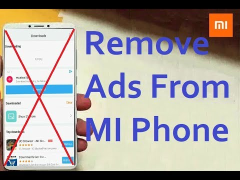 How To Remove Ads In Xiaomi Phones