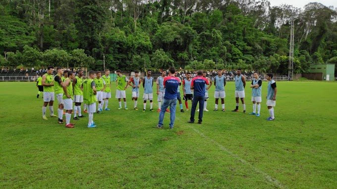 Seletiva no Ipatinga FC! Sábado e domingo movimentado no CT