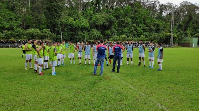 Seletiva no Ipatinga FC! Sábado e domingo movimentado no CT